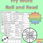 Roll and Read Fry Words (All 1,000 Words!)