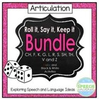 Roll it, Say it, Keep it: Articulation Bundle