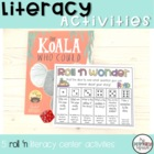Roll 'n Read- Partner Reading Poster
