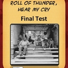 Roll of Thunder Hear My Cry Final Test