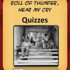 Roll of Thunder Hear My Cry Quizzes - Entire Novel