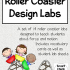 Roller Coaster Labs (Set of 4) and Energy Posters