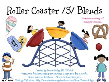 Roller Coaster /s/ blends