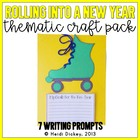 """Rolling"" Into A New Year: New Year's Skate Craft and Writ"