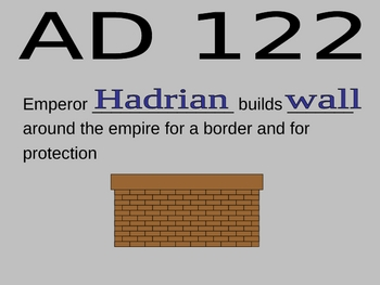 Roman Empire Rise and Fall - PowerPoint