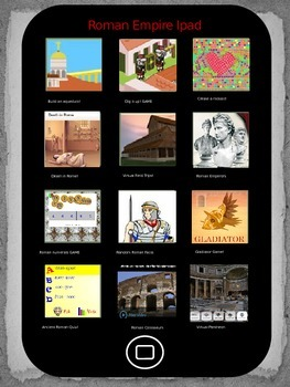 Roman Empire iPad! - Educational Games & Activities