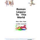 Roman Legacy to the World (Revised)