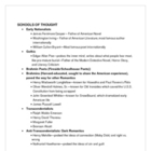 Romanticism Notes/Study Guide--5 pages