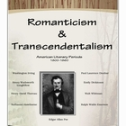 Romanticism and Transcendentalism
