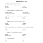 Romeo &amp; Juliet Quiz Bundle Acts I to V with complete Answer Key