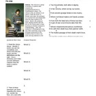 Romeo and Juliet Chorus Analysis Worksheet