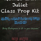 Romeo and Juliet Teaching Props Kit : MAD PROPS