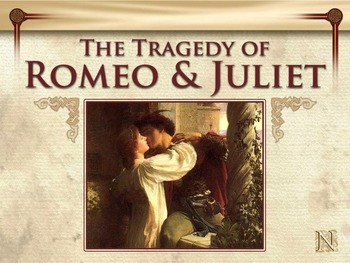 Romeo and Juliet~with new navigation index and graphic organizers