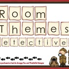 Room Themes DELUXE! - Detectives