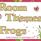 Room Themes DELUXE! - Frogs