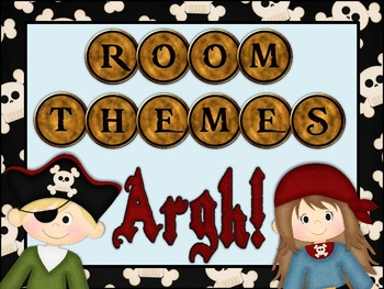 Room Themes - Pirates