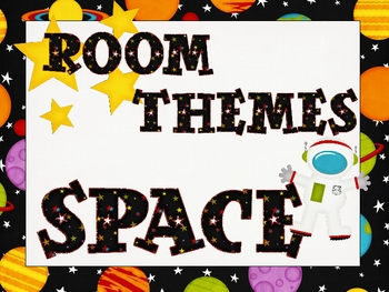Room Themes - Space