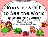 Rooster's Off to See the World Interactive Notebook Journa