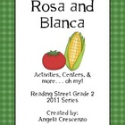 Rosa and Blanca Reading Street Grade 2 2011 Series