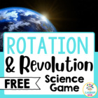 Rotation vs. Revolution - Partner Game
