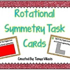 Rotational Symmetry Task Cards