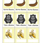 Rotten Bananas Sight Word FREEBIE