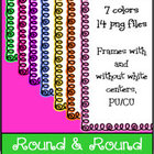 Round and Round We Go (Doodle Frames 3)