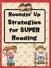 Roundin' Up  Reading Strategies
