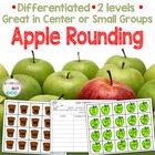 Rounding Apples-An Apple Themed Rounding Game (Common Core