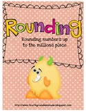 Rounding Task Cards {Common Core Aligned}