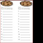 Rounding Cookie Math Learning Center