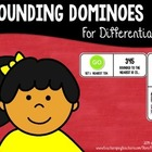 Rounding Dominos - Nearest 10 through 100,000