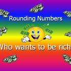 Rounding Numbers Power Point Lesson and Game