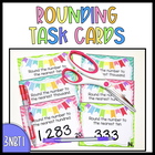 Rounding Numbers Task Cards