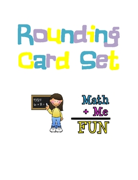 Rounding Question/Answer Cards