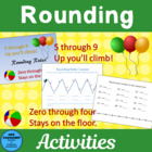 Rounding Rules! Roller Coaster, Number Line and More
