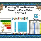 Rounding Whole Numbers Based on Place Value