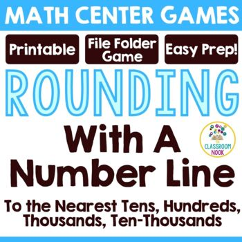 Rounding With a Number Line