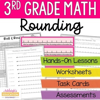Rounding Worksheets and Activities