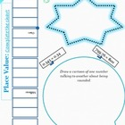 Rounding and Place Value Activities: Grades 5-7