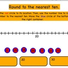 Rounding to the Nearest Ten and Hundred Flipchart
