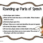 Rounding up Parts of Speech