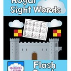Royal Sight Words (315 Dolch Flash Cards / Word Wall Cards)