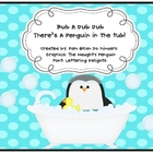 Rub A Dub Dub... There&#039;s A Penguin in the Tub Sight Word Game