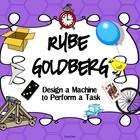 Smartboard Activity - Rube Goldberg: Using Simple Machines