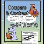 Rubric: Compare and Contrast