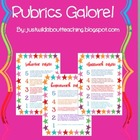 Rubrics { freebie }