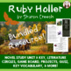 Ruby Holler by Sharon Creech Reading Activities Super Bundle