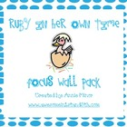 Ruby in her Own Time Focus Wall Pack