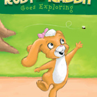 Ruby the Rabbit Goes Exploring